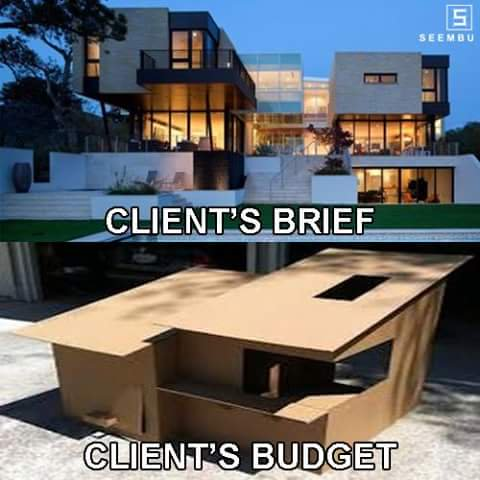 Design expectations g cube design build inc - Interior design vs architecture ...