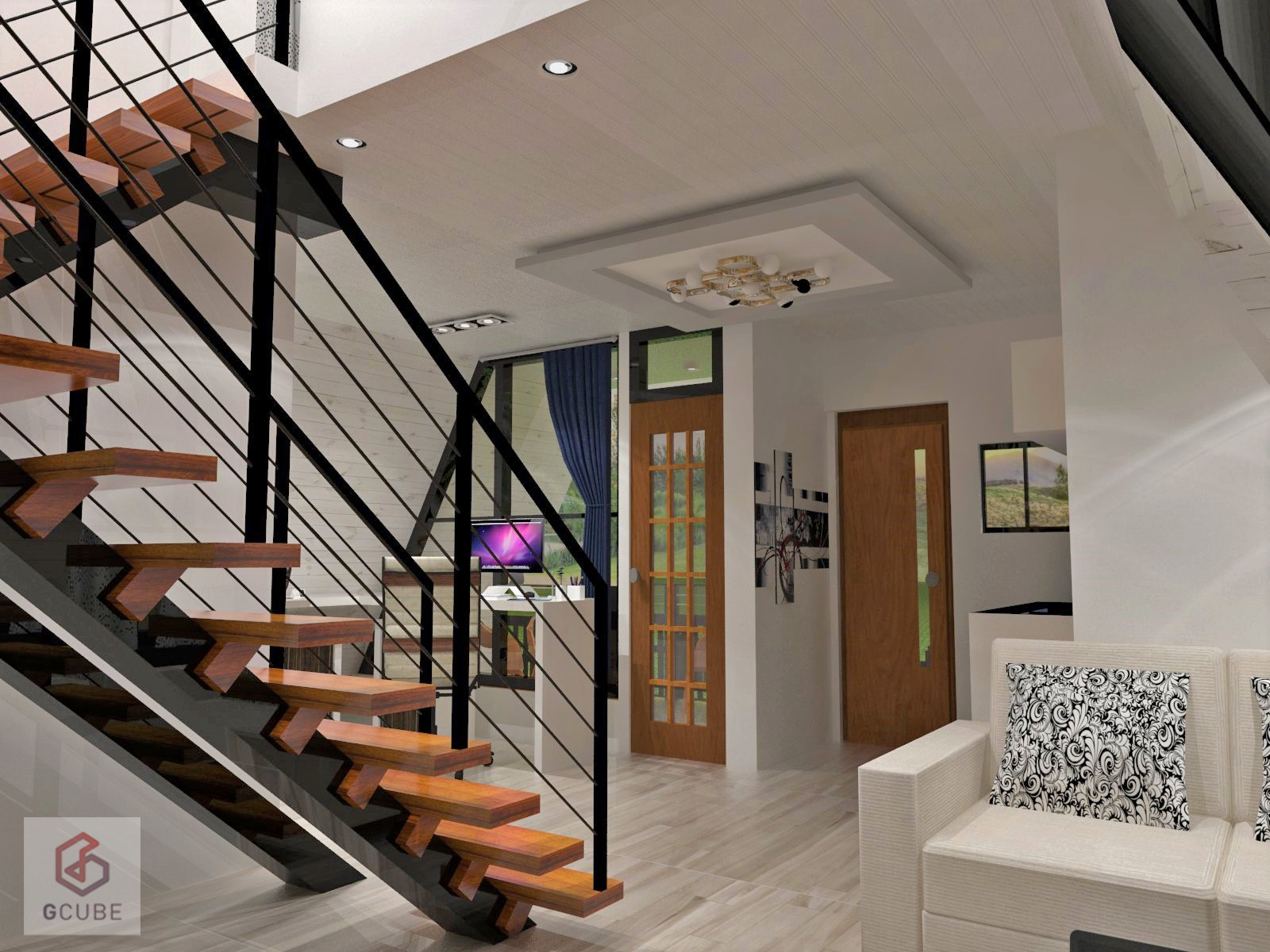 Get a modern house design philippines that stands out for Modern design house in philippines